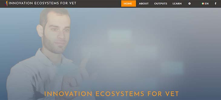 InEcVet: Innovation Ecosystems for VET